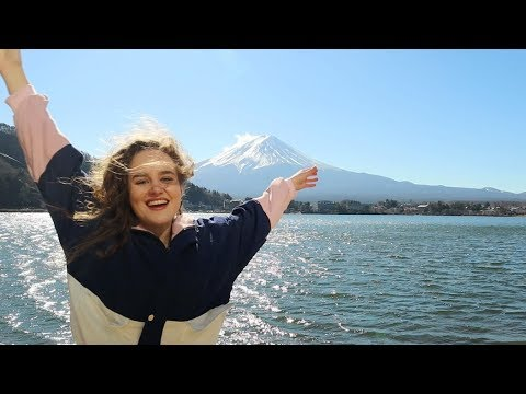 A day with Mt Fuji