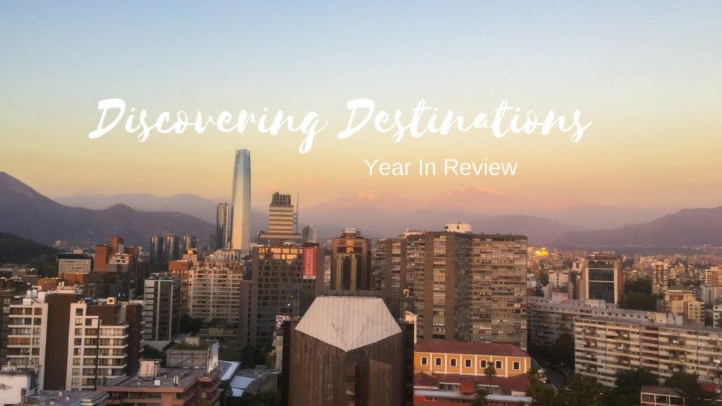 YEAR IN REVIEW - DISCOVERING DESTINATIONS