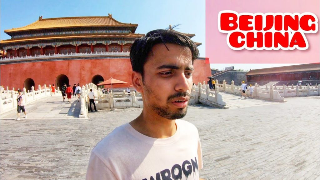 My Day in BEIJING CHINA - Eating DUCK and visiting FORBIDDEN CITY