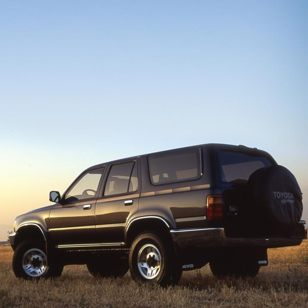 What adventures did you take in 1990? #TBT #4Runner #LetsGoPlaces...