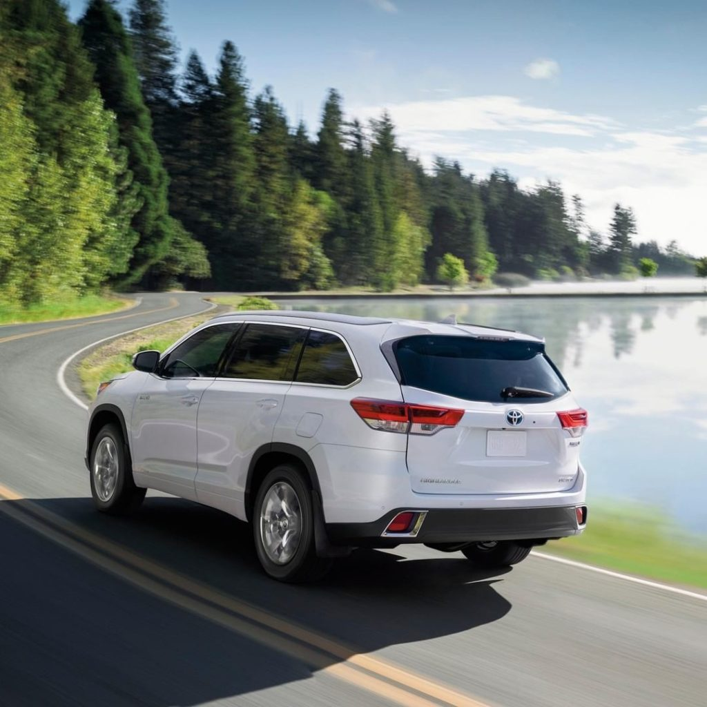 Nothing better than an open road and a #Highlander! #LetsGoPlaces...