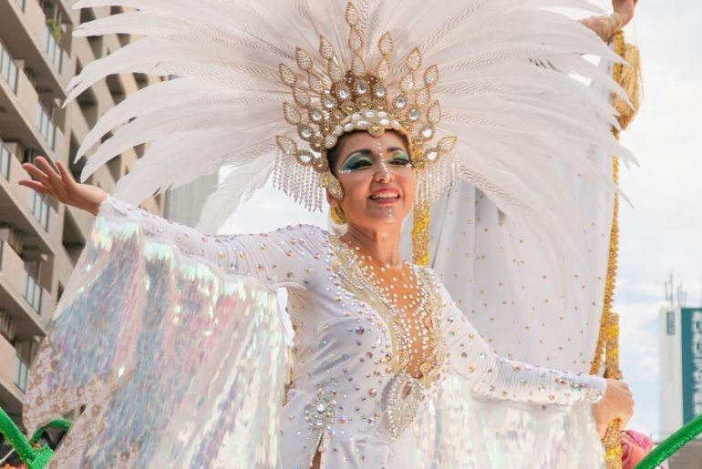 Lights, feathers, action! The 38th Asakusa Samba Carnival dazzled visitors with ...