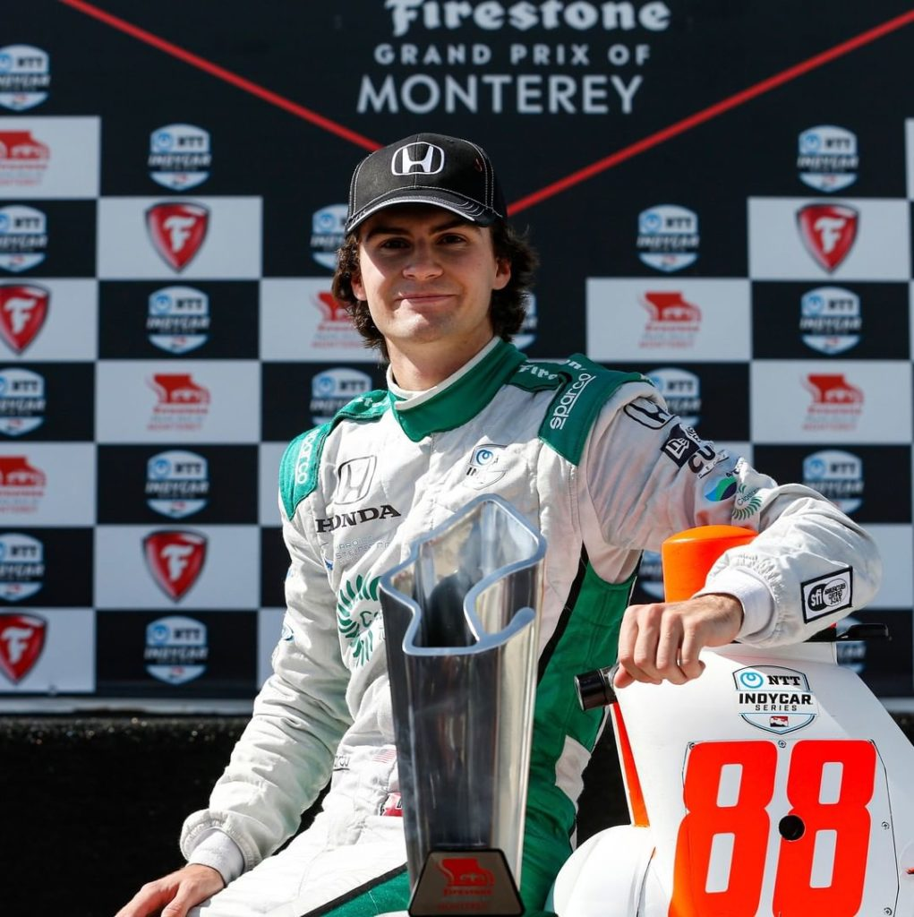 Congrats to @coltonherta & the @followhsracing team on the @indycar WIN today in...
