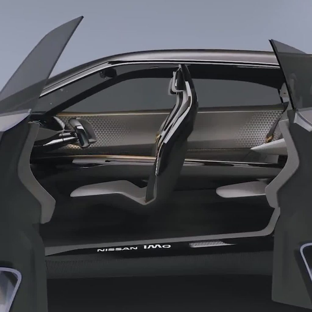 By blending Japanese design themes with contemporary technology, the #NissanIMQ ...
