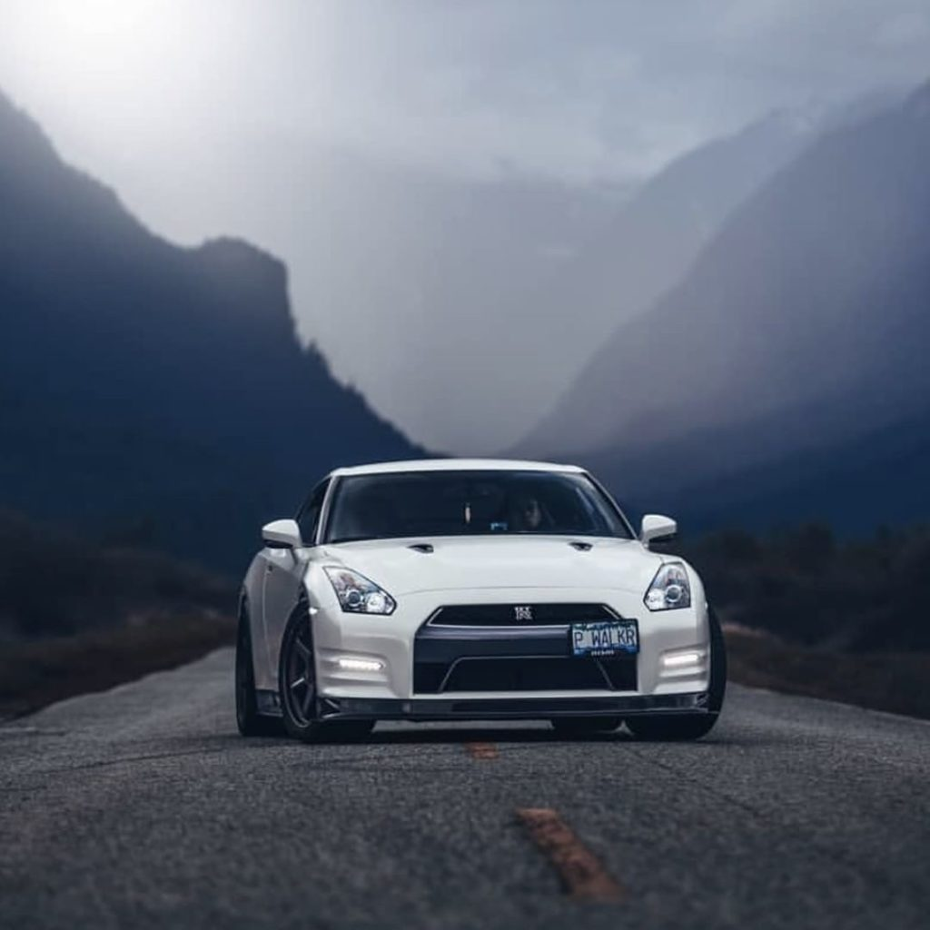 Sure, you could say we're into hiking.  #NissanGTR #Nissan #GTR @dylanackimenko ...