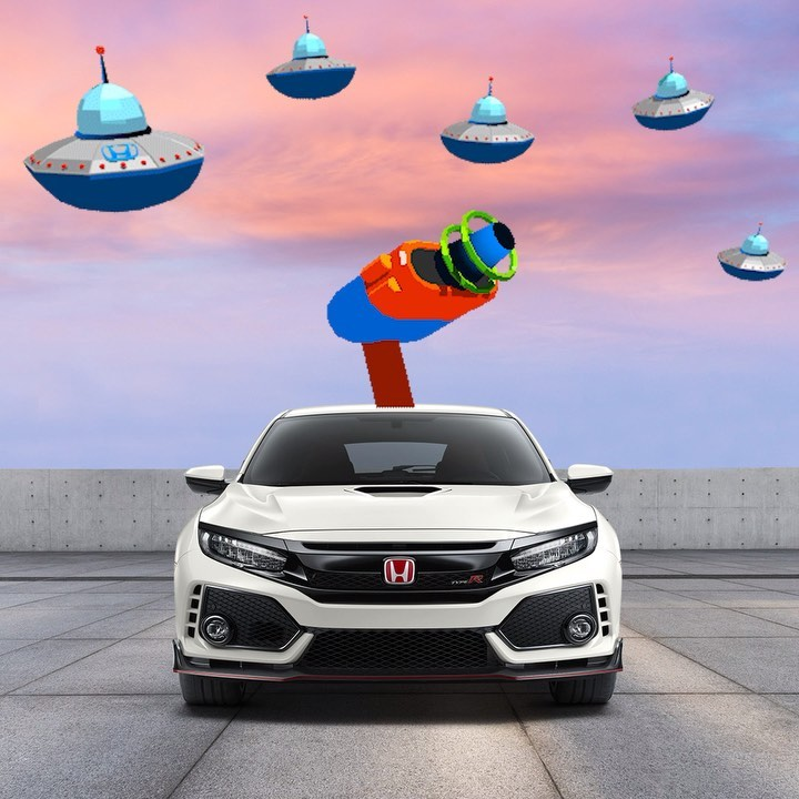 """Level up your ride with our Honda Gaming Sticker Packs. Search """"Honda Gaming"""" in..."""