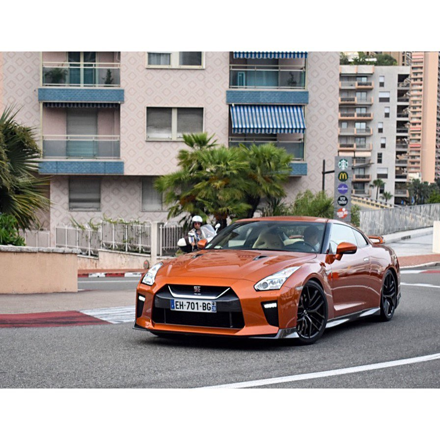 Street racer  Photo @autogespot . . . . Follow the Crew:  @Nissan_GTR_Lovers @Cl...