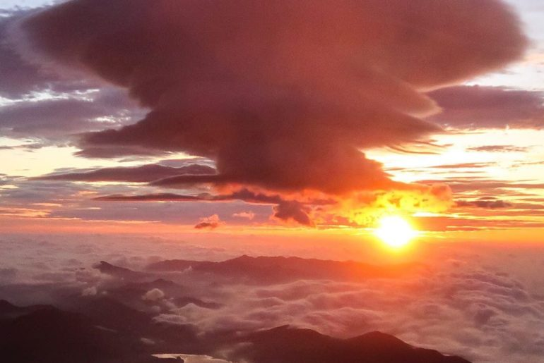 @Miraitowa and @Someity recently climbed #MtFuji with Daum and Julian of the #To...