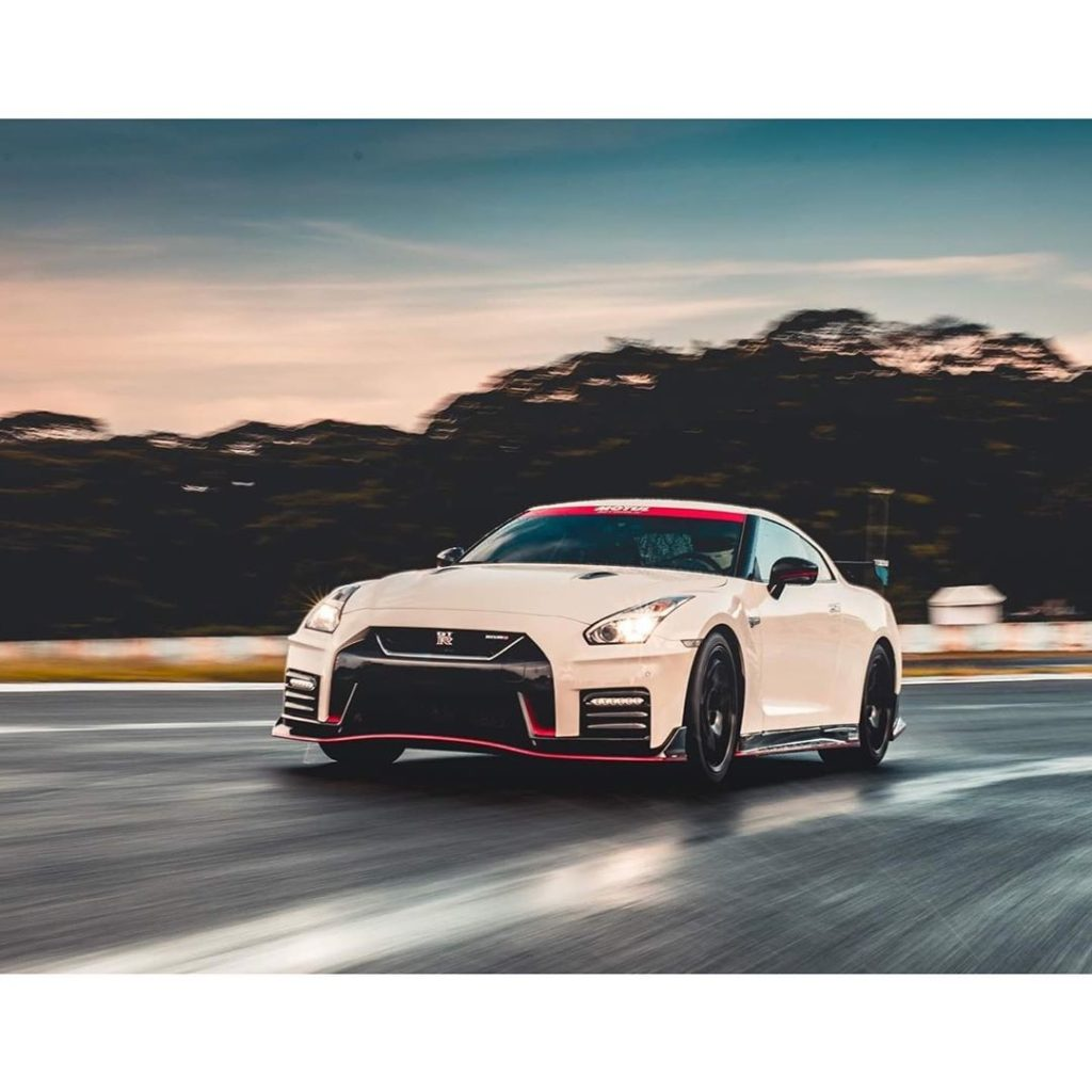 King of the racetrack  Photo @street.63 . . . . Follow the Crew:  @Nissan_GTR_Lo...