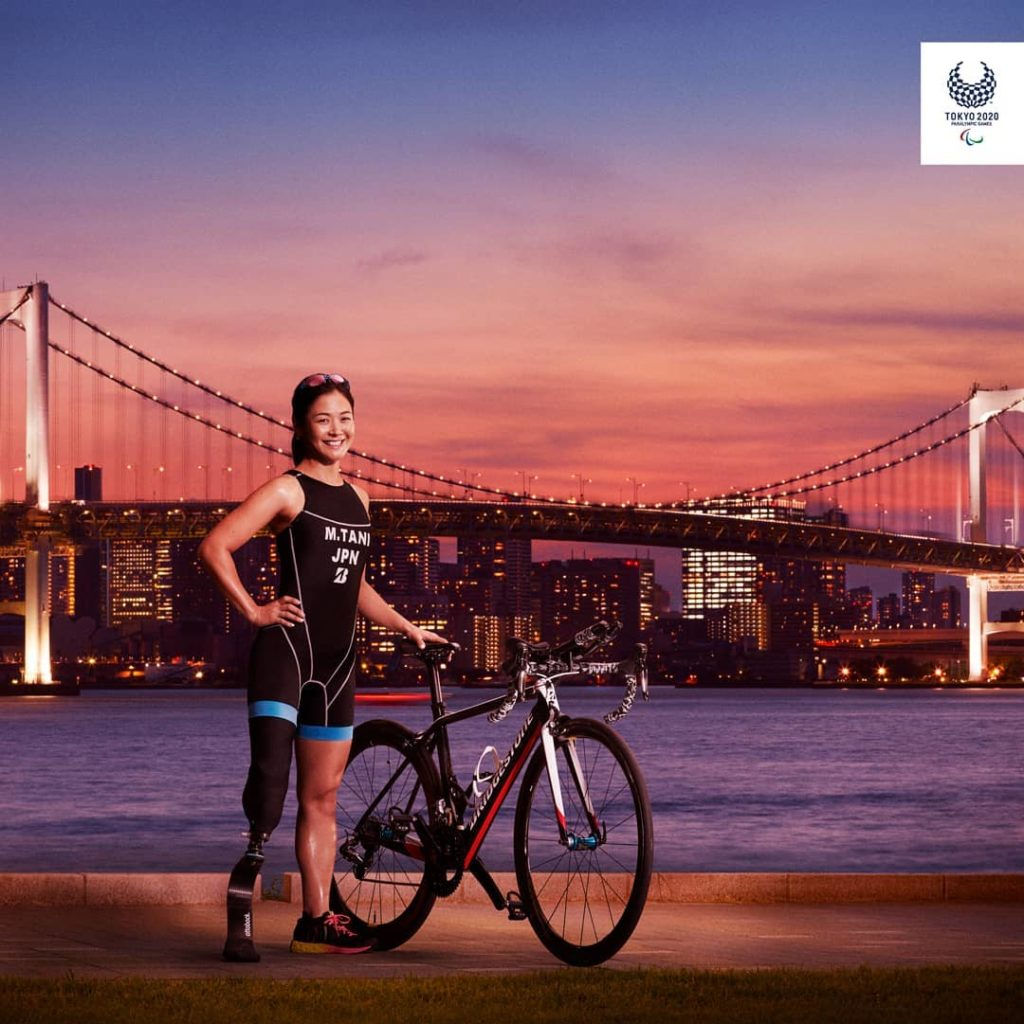 Did you know that Tokyo 2020 Triathlon will be held in Odaiba Marine Park? The s...