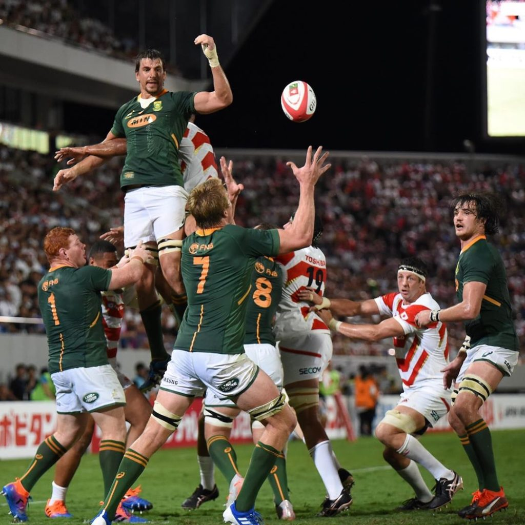 @japan_rugby's #BraveBlossoms lost 41-7 to South Africa's #Springboks on Friday ...