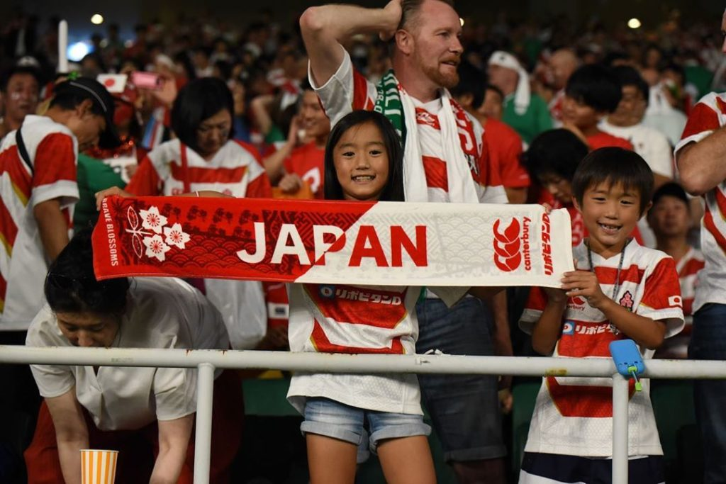 They've done it again! Japan's #BraveBlossoms stunned the rugby world on Saturda...