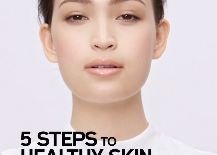 Here's five simple steps to healthy skin, specially brought to you this autumn! ...