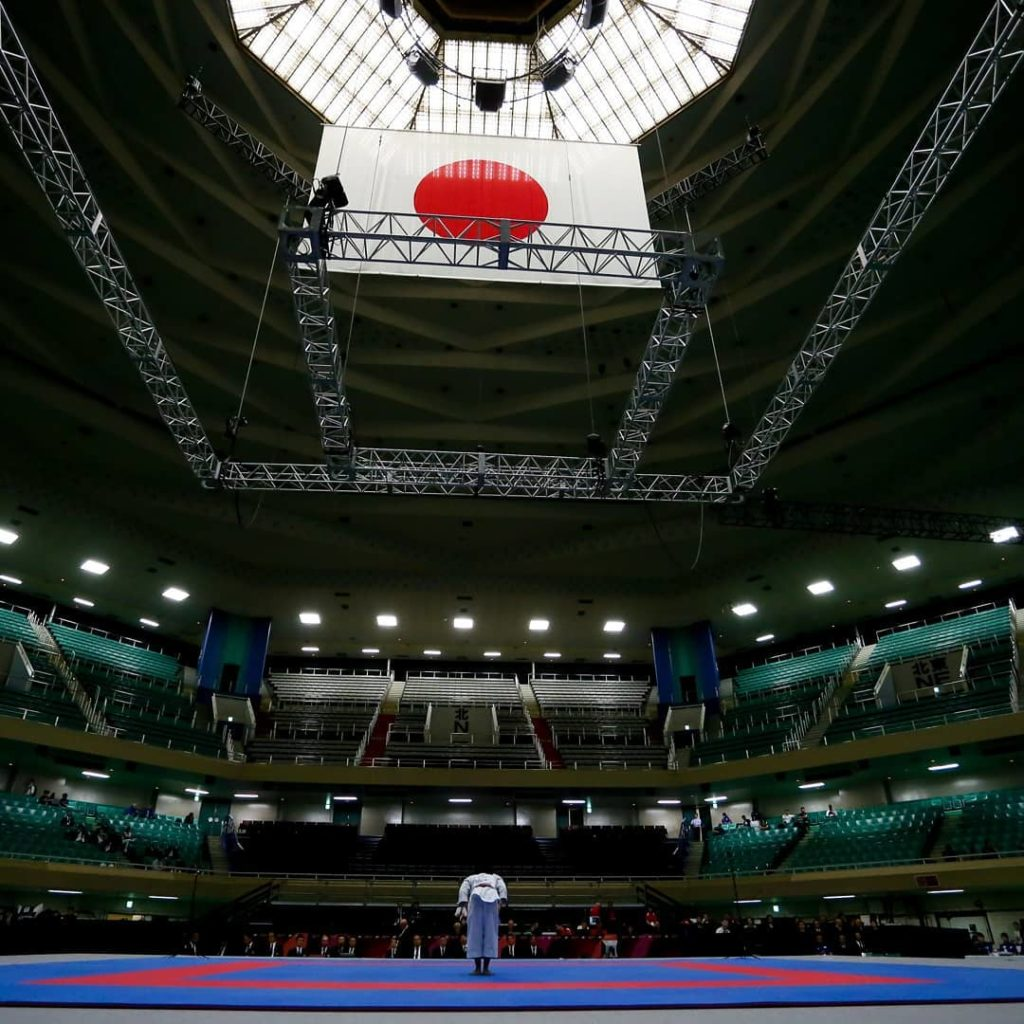 The sport of Karate  inches ever closer to making its historic Olympic debut, as...