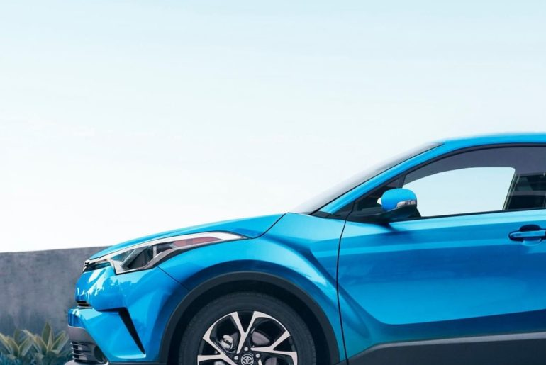 There for every memorable moment. #ToyotaCHR #LetsGoPlaces...