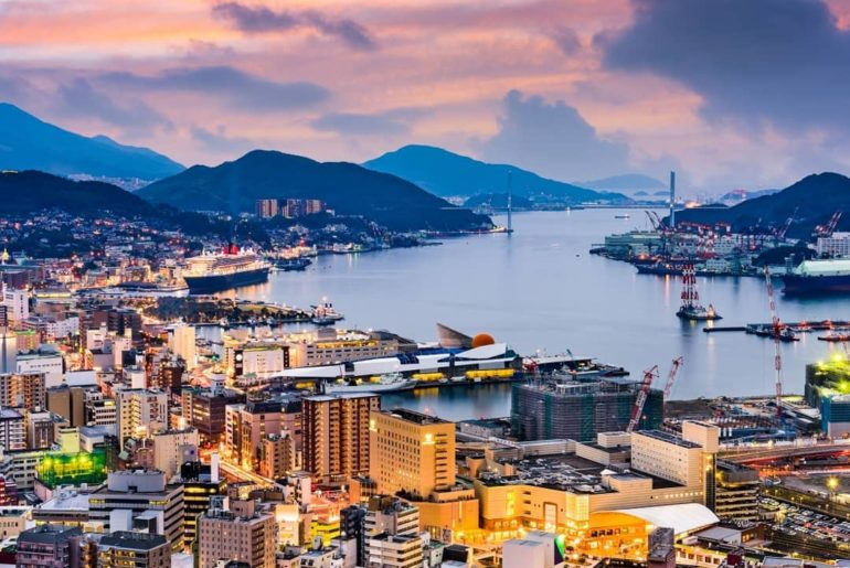 Nagasaki is a charming bayside city on the island of Kyushu with a unique histor...