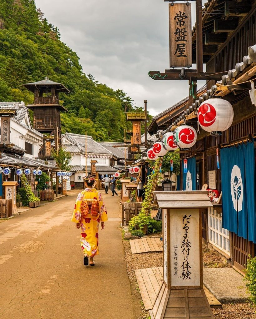 Seeking a little step back in time? Nikko's Edo Wonderland gives visitors the op...