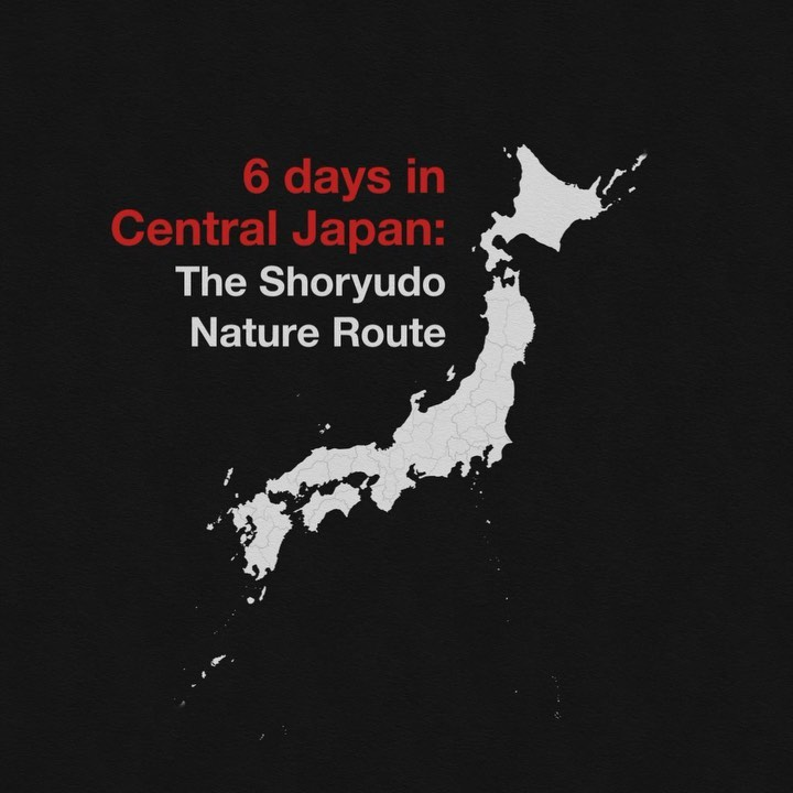 Discover the true diversity of Japan's outdoors with our 6-day central Japan iti...