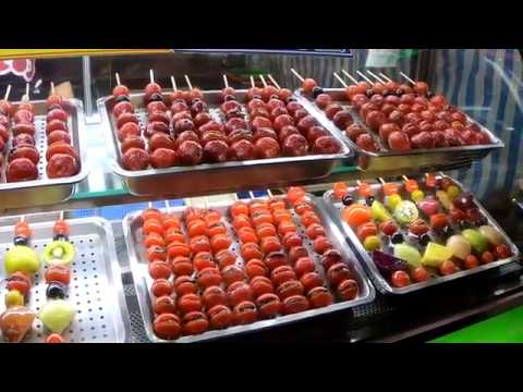 #Japan Street Food Fengjia Night Market japan