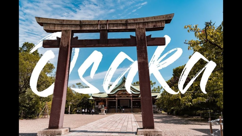 Discovering Osaka, JAPAN for the first time 🇯🇵 | An Asian Adventure Day 24