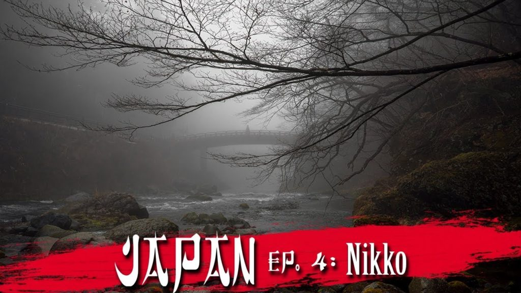 Is this the CREEPIEST PLACE IN JAPAN? | Nikko | Japan Travel Video