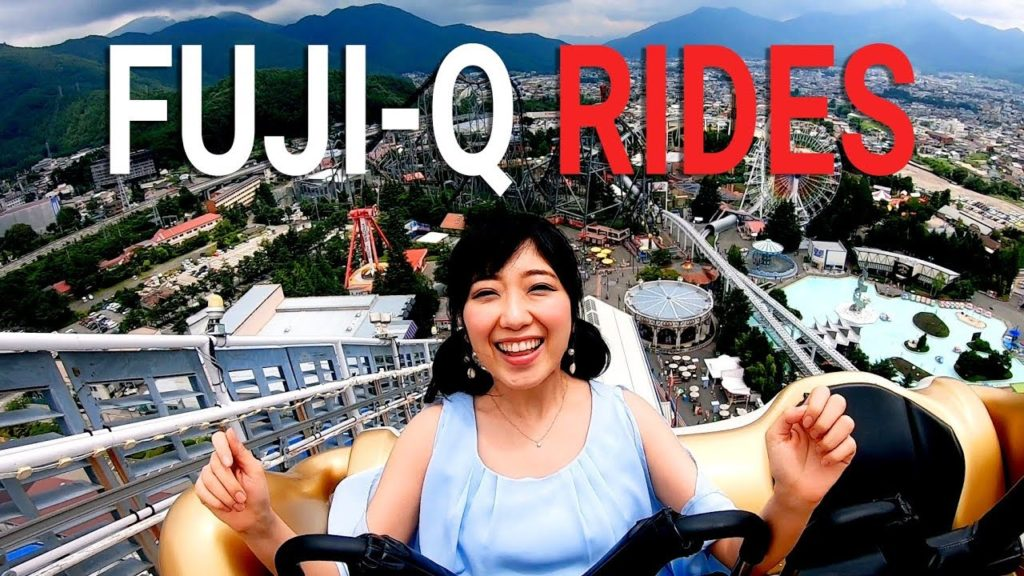 Thrill seekers unite! A mini-guide to Fuji-Q Highland's extreme attractions! (Japan)