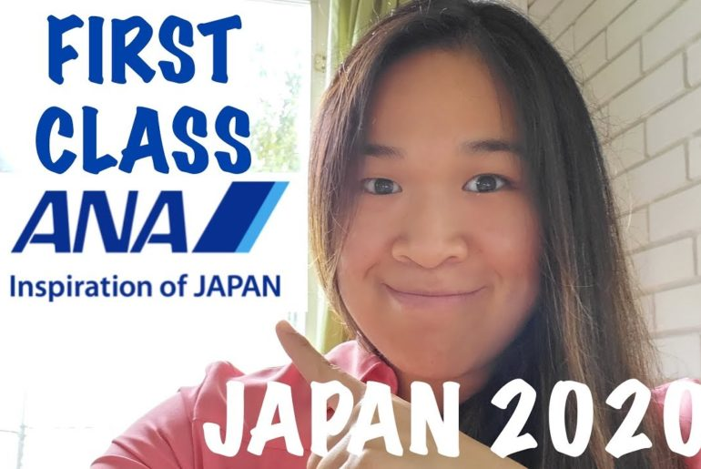 Traveling to Tokyo Japan in First Class (almost) FREE!!