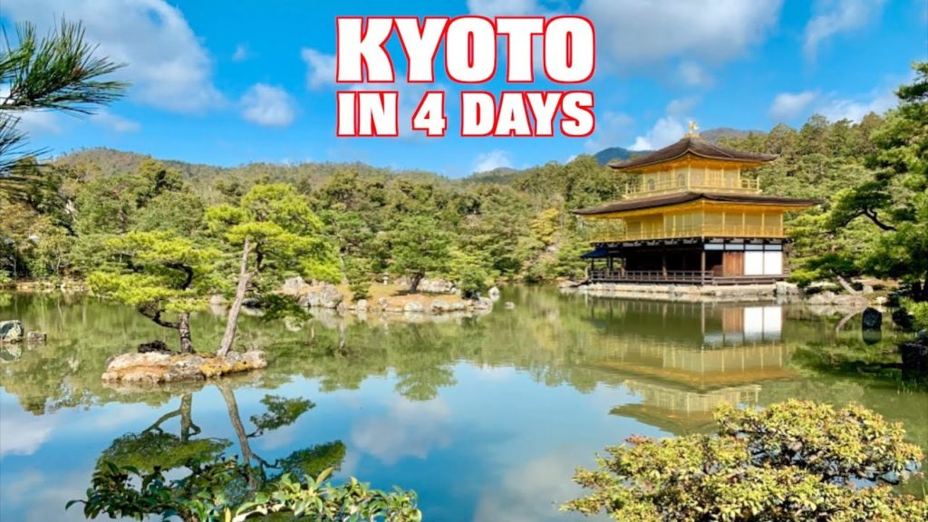 4 Packed Days in KYOTO Vlog | Best Temples, River Cruise, Best Shrines, Monkey Park, 2019