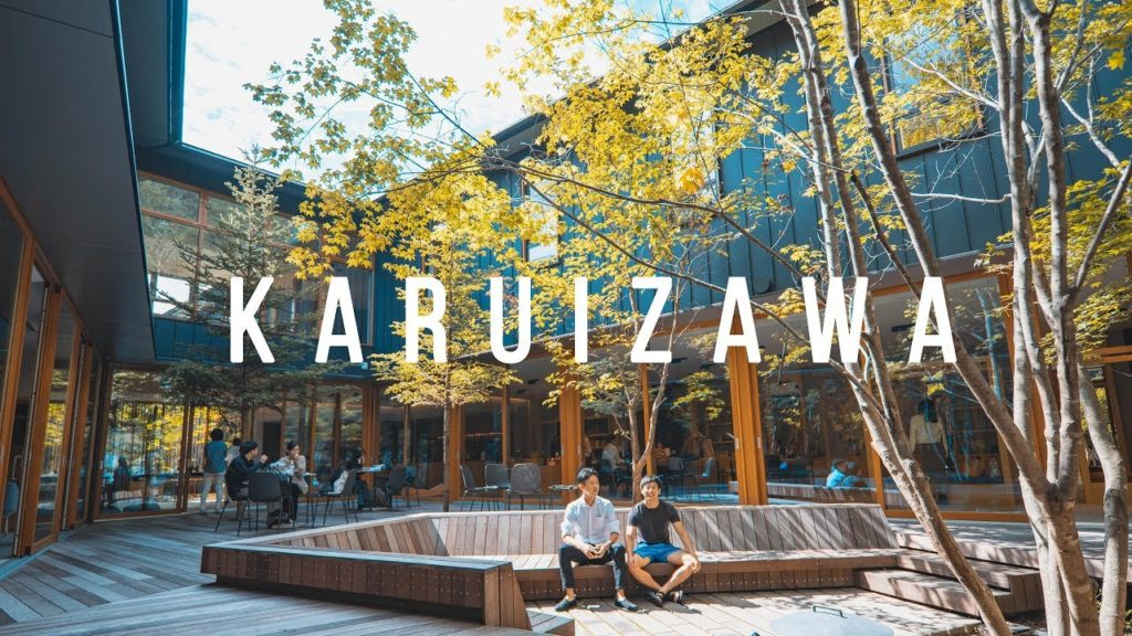 The best way to spend in Karuizawa, Japan | 4K cinematic travel video