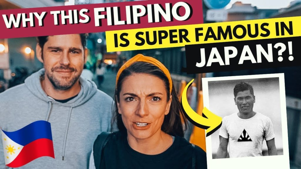 A FILIPINO is the MOST FAMOUS attraction of OSAKA?? Every Japanese person knows him!