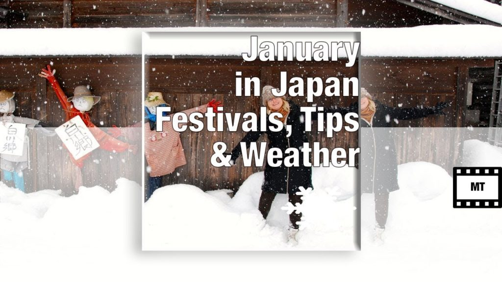 Japan Travel Tips for January