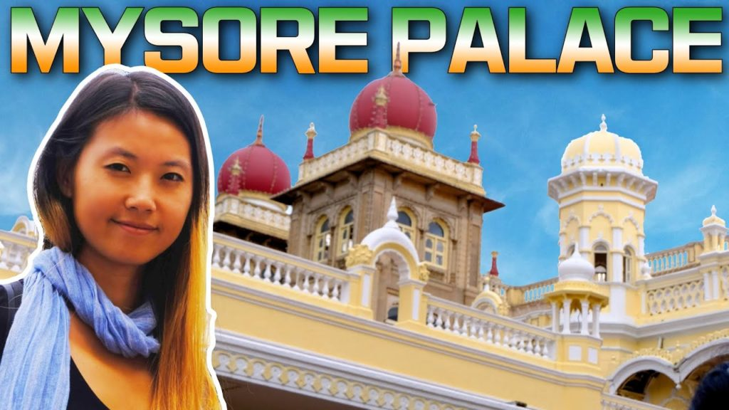 MYSORE PALACE DURING THE DASARA FESTIVAL IN INDIA 🇮🇳 | India travel vlog