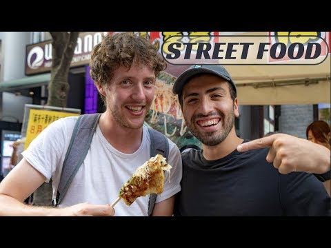 We came to Tokyo for the food pt 2 | Japan Travel Series