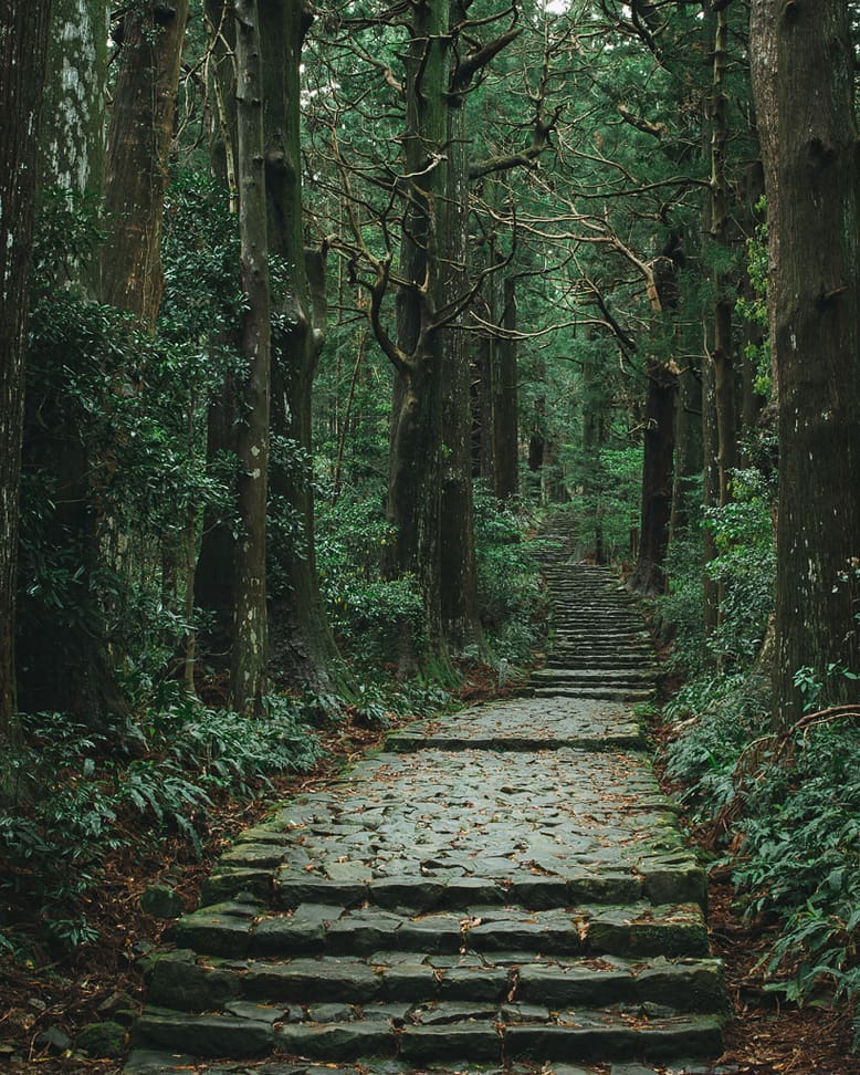 All the more reason why you should always take the scenic route.  One of Japan's...