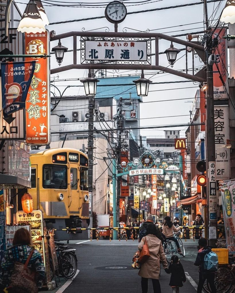 Sometimes hectic, always electric - it's why we love you, Tokyo!  : @826st -----...