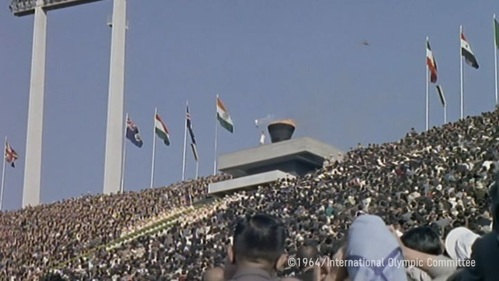 Happy 55th Anniversary to the Olympic Games #Tokyo1964  At 15:03pm, 10 October 1...