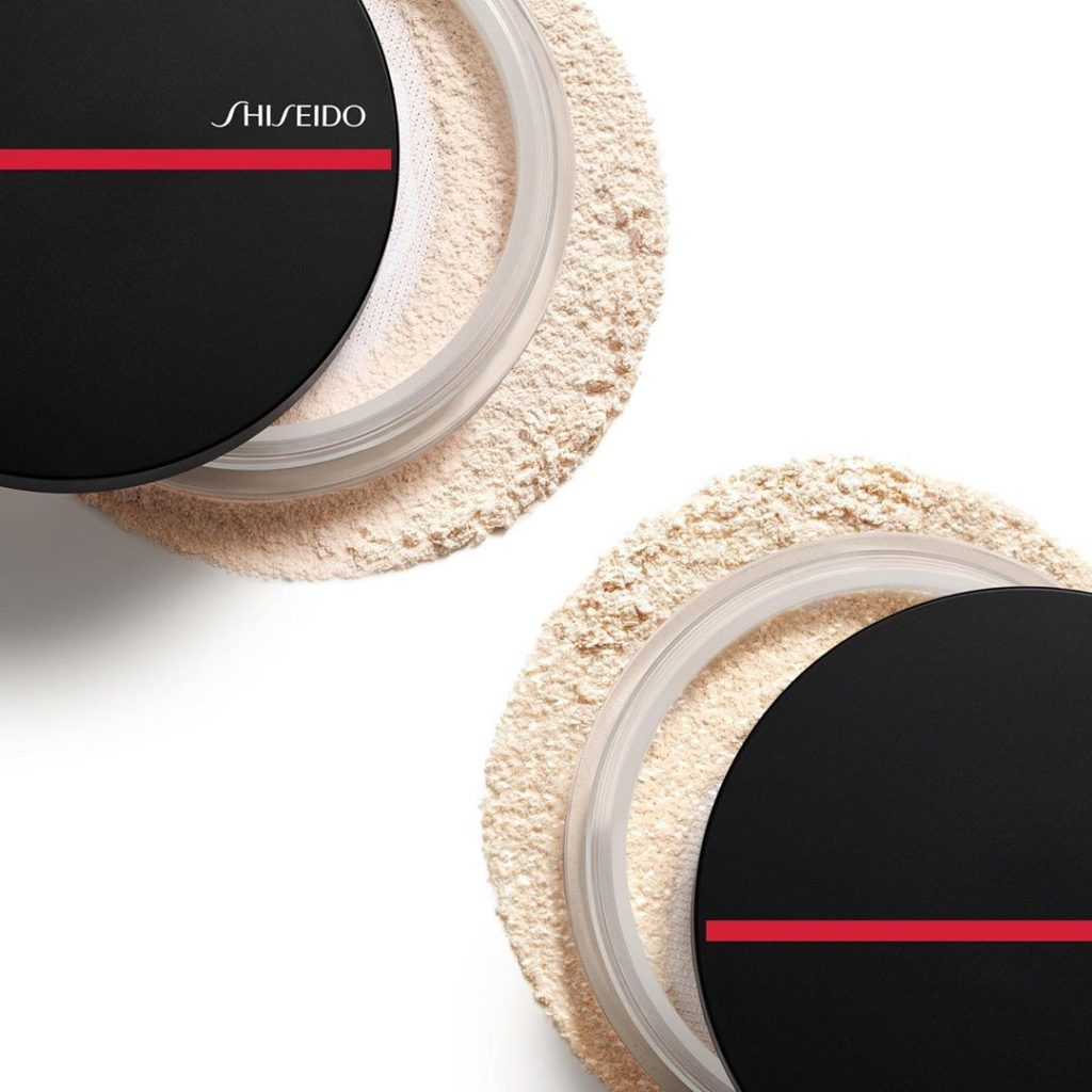Customize your complexion with Synchro Skin Invisible Silk Loose Powder in Matte...