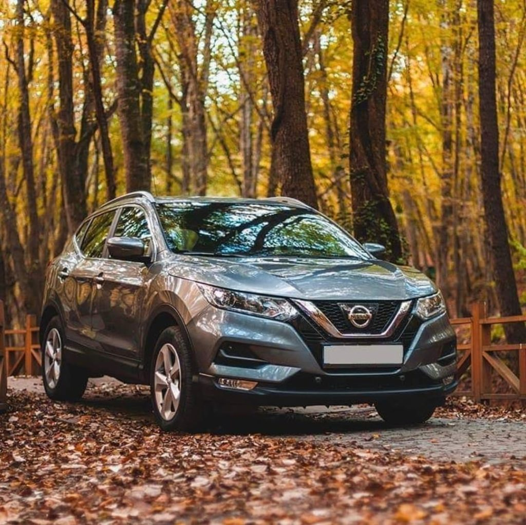 Leave the crunching of leaves to us.  #NissanQashqai #Nissan #Qashqai...