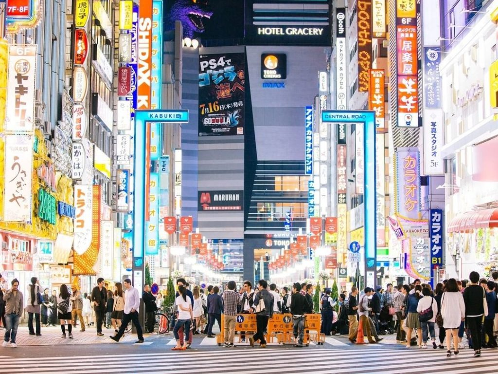 IT'S TIME TO GO TO JAPAN!! Readers of @cntraveler named Tokyo, Kyoto and Osaka a...