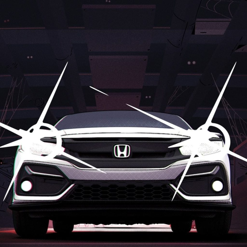 That's right, the redesigned Civic Hatchback packed enough performance to star i...