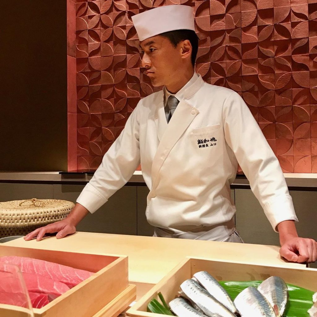 Wakon is the first offshoot in Tokyo of Sushi Masuda, whose chef, Rei Masuda, tr...