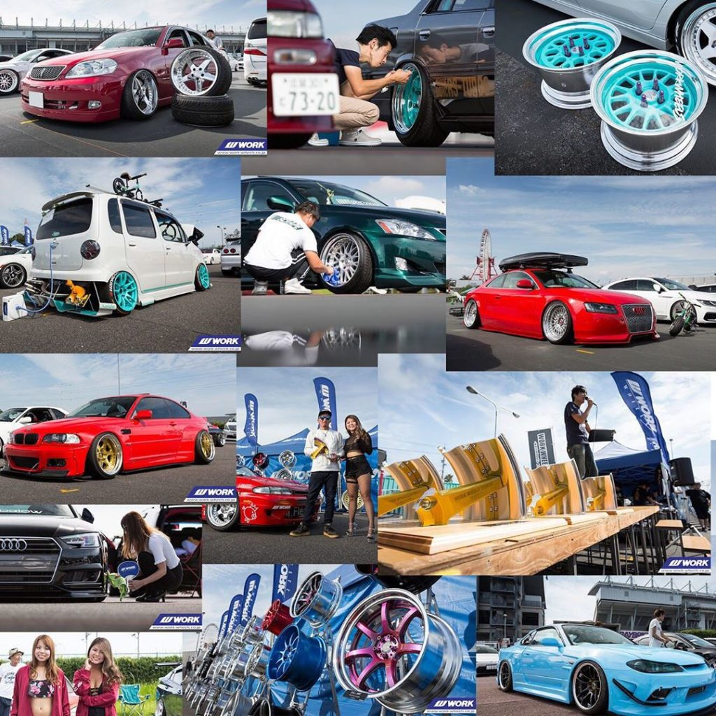 WORK Wheels Fitment 3rd Photo Album is LIVE!  Check out @workwheelsjapan Faceboo...