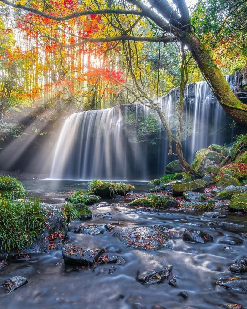 Japan's nature often leaves us speechless - this is one of those times!  : @astr...