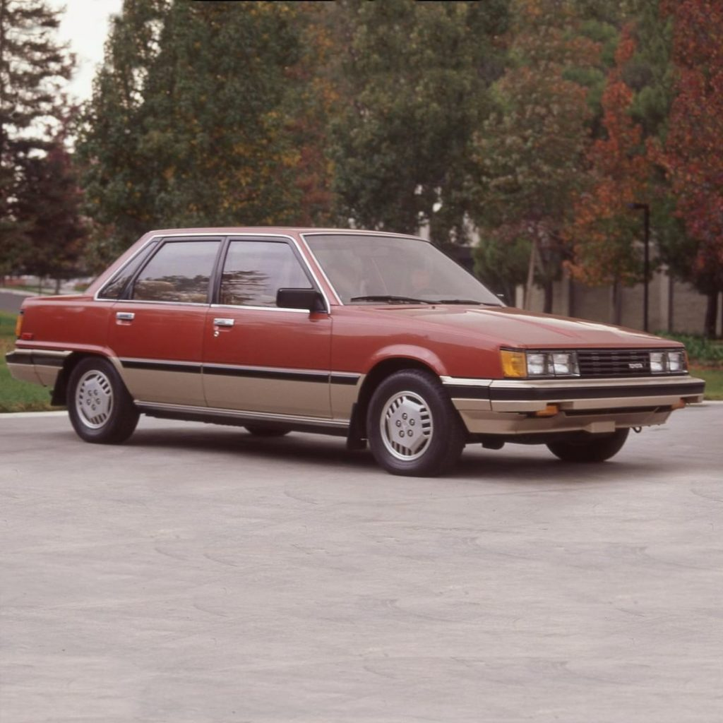 As stylish as it is reliable since as far back as we can remember! #Camry #TBT #...