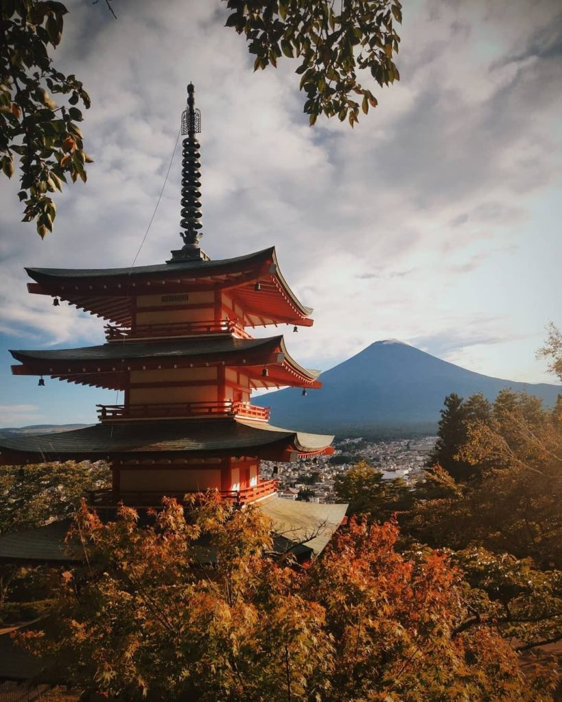 Climbing Mt. Fuji is a goal for many Japan travelers, but viewing it from a dist...