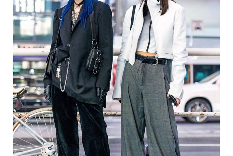 Street snaps from the last (sixth) day of Tokyo Fashion Week are now up on @Vogu...