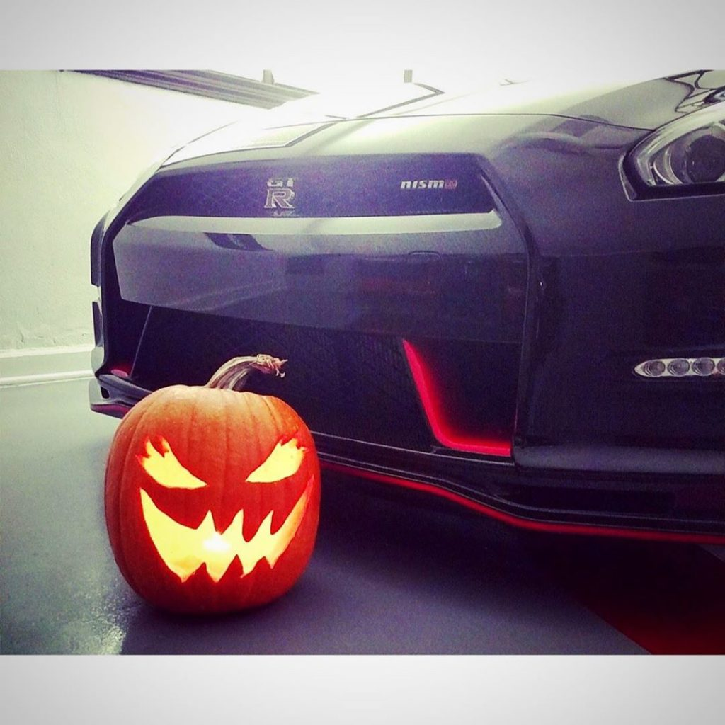 Happy Halloween  GTR fans!  Photo  @nissan . . . . . Follow the Crew:  @Nissan_G...