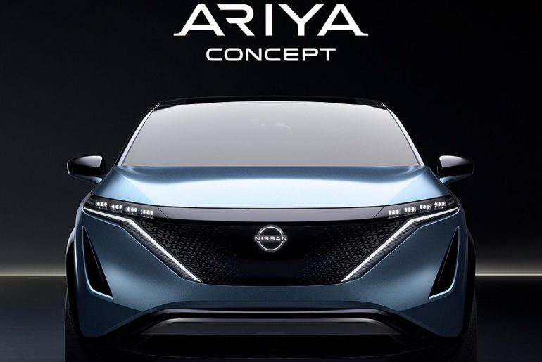 Introducing the all-new Nissan Ariya concept. Move with the full power of #Nissa...