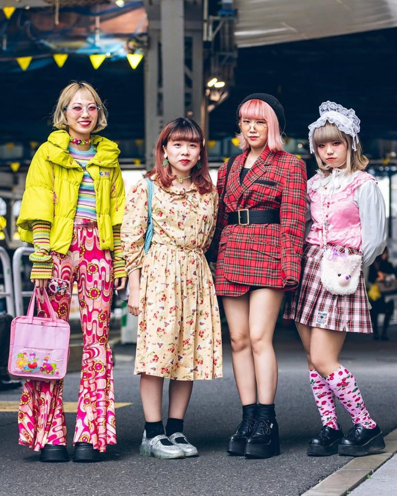 Street snaps from the fourth day of Tokyo Fashion Week are now up on @Vogue USA!...