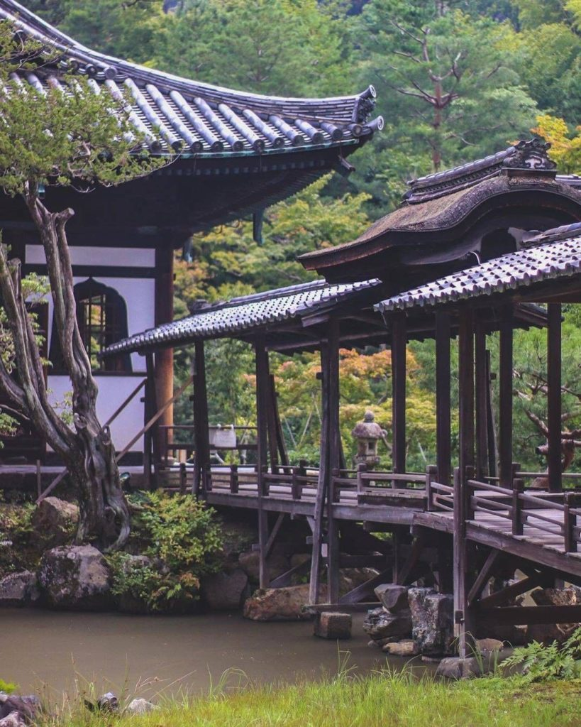 Kodai-ji Temple in Kyoto definitely offers up some gardening inspiration, which ...